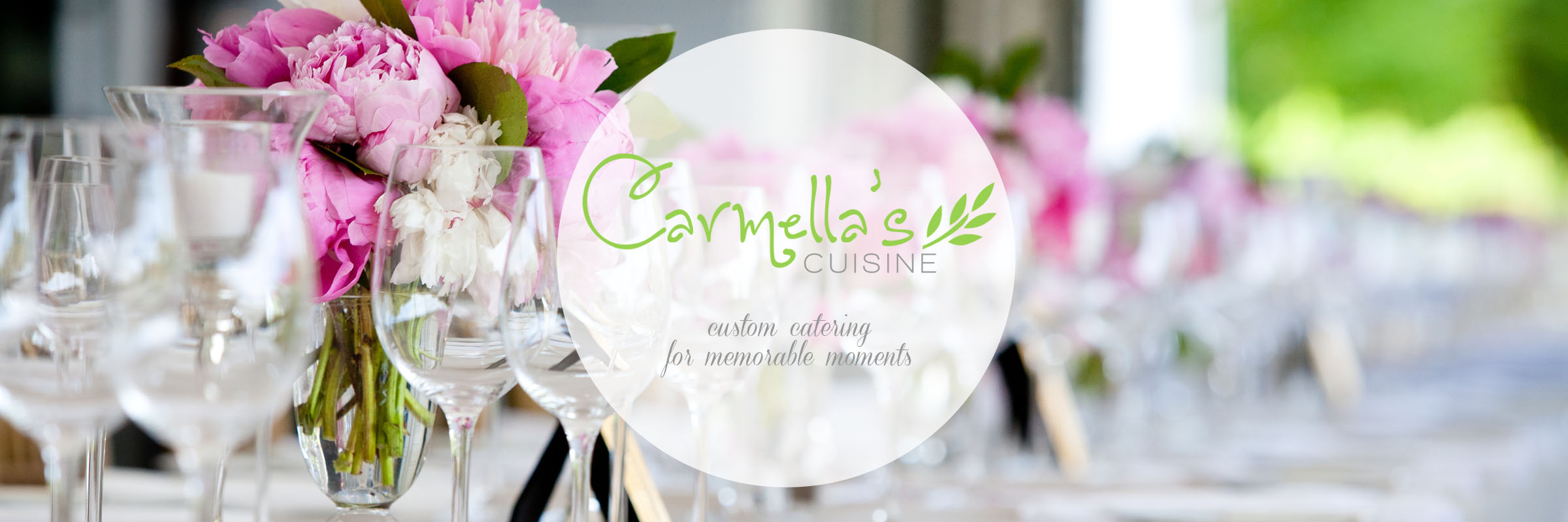 Welcome to Carmella's Cuisine